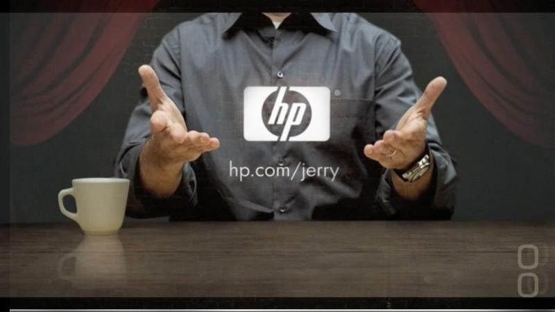 HP: Jerry Seinfeld
